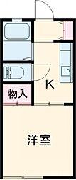 【敷金礼金0円!】富士見ハイツ