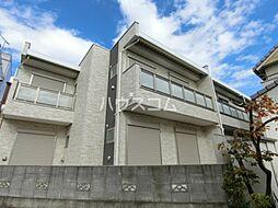 東武伊勢崎線 新越谷駅 徒歩16分の賃貸アパート