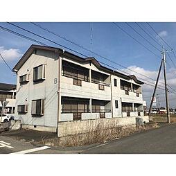 東武日光線 東武金崎駅 徒歩16分の賃貸アパート