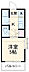 間取り,1K,面積14m2,賃料5.0万円,JR京浜東北・根岸線 南浦和駅 徒歩10分,,埼玉県さいたま市南区文蔵4丁目