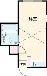 🉐敷金礼金0円!🉐京王線 中河原駅 徒歩17分
