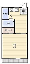 北高崎駅 1.6万円