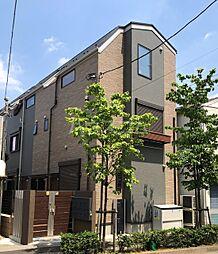 小田急小田原線 千歳船橋駅 徒歩6分の賃貸アパート