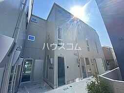 都営大江戸線 豊島園駅 徒歩13分の賃貸アパート