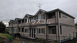 JR成田線 成田駅 バス23分 富里郵便局下車 徒歩5分の賃貸アパート