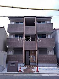 名古屋市営東山線 中村日赤駅 徒歩10分の賃貸アパート
