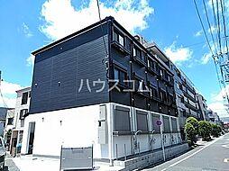 東京メトロ千代田線 北綾瀬駅 徒歩10分の賃貸アパート