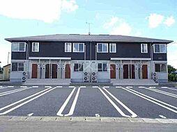 JR常磐線 勝田駅 バス15分 富士山団地下車 徒歩5分の賃貸アパート