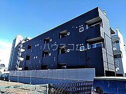 東京メトロ千代田線 北綾瀬駅 徒歩8分の賃貸アパート