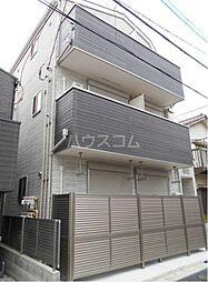 京王線 芦花公園駅 徒歩5分の賃貸アパート