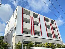 沖縄都市モノレール てだこ浦西駅 バス17分 宜野湾下車 徒歩3分の賃貸マンション