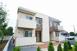 東武伊勢崎線 茂林寺前駅 徒歩20分の賃貸アパート