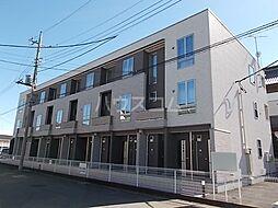 JR東北本線 宇都宮駅 バス10分 竹林保育園入口下車 徒歩2分の賃貸アパート