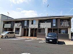 真岡鐵道 久下田駅 徒歩22分の賃貸アパート