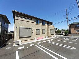 東武伊勢崎線 茂林寺前駅 徒歩8分の賃貸アパート