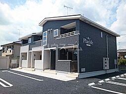 東武日光線 新大平下駅 バス12分 とりせん大平店下車 徒歩6分の賃貸アパート