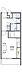 間取り,1K,面積23.18m2,賃料3.1万円,東武伊勢崎線 足利市駅 徒歩15分,,栃木県足利市朝倉町3丁目4-17