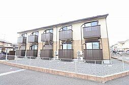 JR常磐線 土浦駅 3.2kmの賃貸アパート