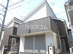 東武野田線 八木崎駅 徒歩10分の賃貸一戸建て