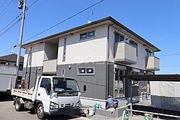 JR常磐線 ひたち野うしく駅 10.3kmの賃貸アパート