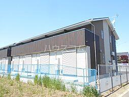 JR両毛線 国定駅 4.5kmの賃貸アパート