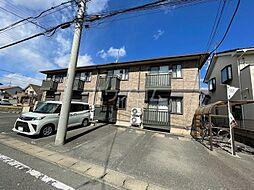 JR上越線 高崎問屋町駅 徒歩28分の賃貸アパート