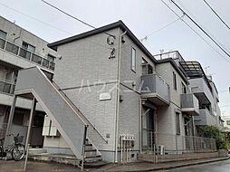 JR京浜東北・根岸線 川崎駅 バス15分 小田五丁目下車 徒歩3分の賃貸アパート