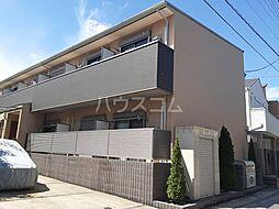 JR総武線 本八幡駅 徒歩8分の賃貸アパート