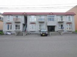 札幌市営南北線 澄川駅 バス10分 西岡3−11下車 徒歩1分の賃貸アパート