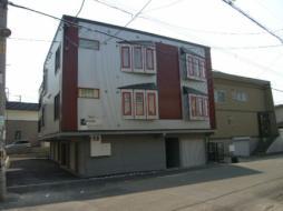 札幌市営東西線 南郷7丁目駅 徒歩9分の賃貸アパート