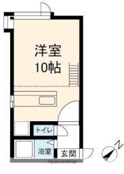 大麻駅 2.3万円