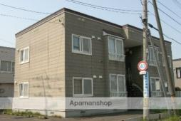 JR函館本線 野幌駅 徒歩6分の賃貸アパート