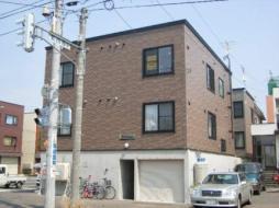 札幌市営南北線 北24条駅 徒歩5分の賃貸アパート