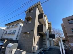 仙台市地下鉄東西線 大町西公園駅 徒歩8分の賃貸アパート
