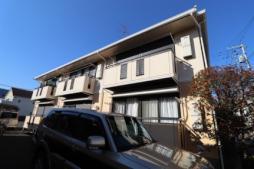 JR中央線 国立駅 徒歩17分の賃貸アパート