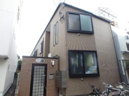 東急東横線 代官山駅 徒歩6分の賃貸アパート
