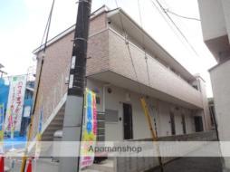 近鉄南大阪線 河内松原駅 徒歩9分の賃貸アパート