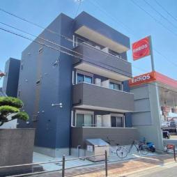 JR関西本線 平野駅 徒歩8分の賃貸アパート