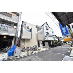 Osaka Metro谷町線 関目高殿駅 徒歩4分の賃貸アパート