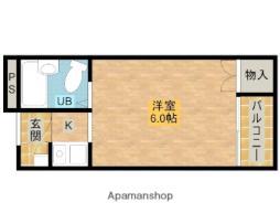 蛸地蔵駅 2.4万円