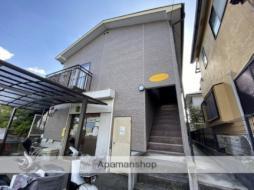 阪急千里線 北千里駅 バス10分 小野原西下車 徒歩2分の賃貸アパート