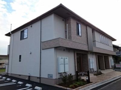 外観,1LDK,面積45.19m2,賃料5.5万円,JR和歌山線 布施屋駅 徒歩8分,,和歌山県和歌山市和佐関戸
