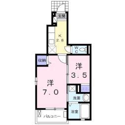 行田市駅 4.8万円