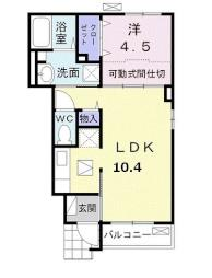上熊谷駅 6.1万円