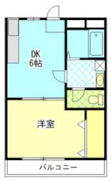 毛呂駅 3.5万円