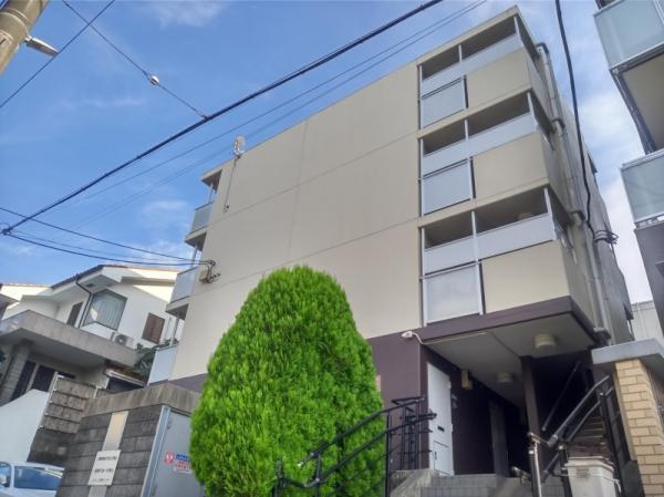 レオパレスA−1[4階]の外観